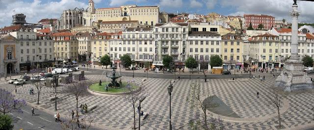 Informações da Praça do Rossio