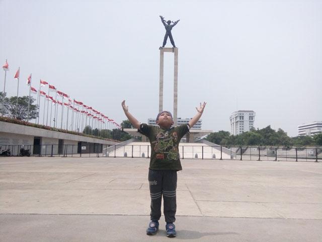 Main ke Lapangan Banteng, Hasil Revitalisasi, Yuk!