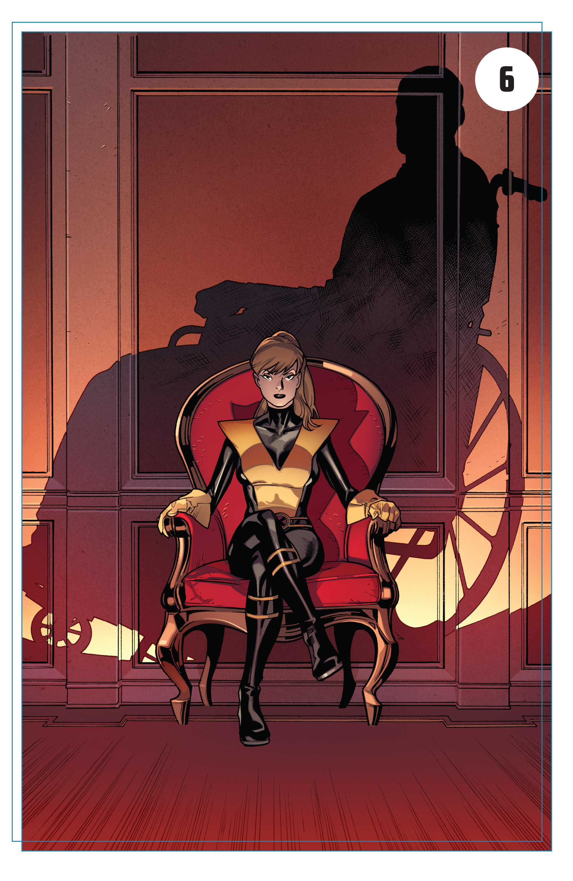 Read online All-New X-Men (2013) comic -  Issue # _Special - Here To Stay - 112