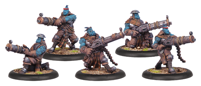 HORDES miniatures by Privateer Press photo