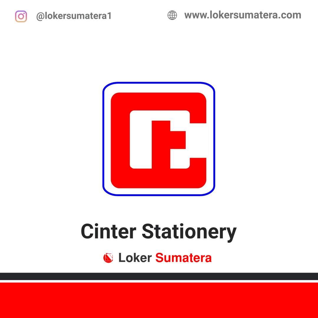 Lowongan Kerja Pekanbaru: Cinter Stationery Juni 2020