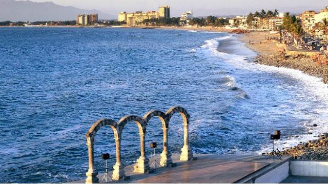 Visita las playas de Puerto Vallarta