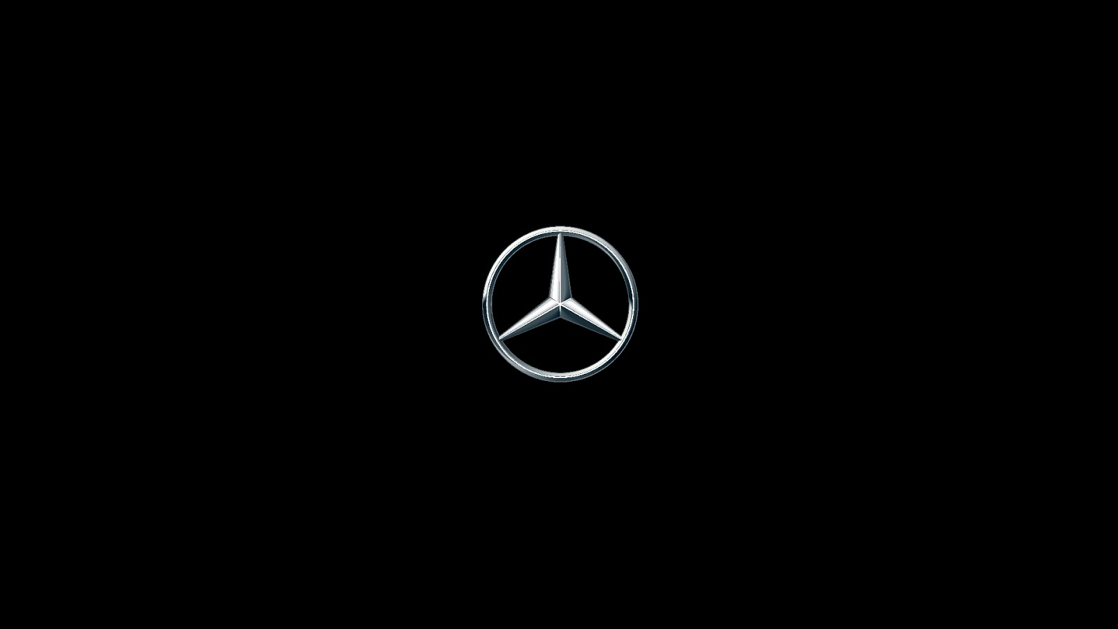 mercedes benz logos in black background ~ mercedes benz logos