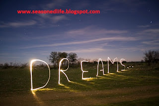 lightened dream, accomplish your dreams
