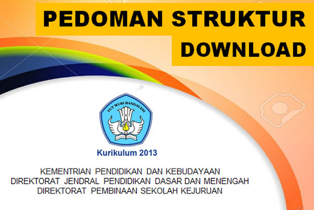 Pedoman Struktur Kurikulum 2013 PAUD