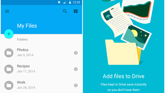 Android design guidelines - a quick overview of Android L and Material Design