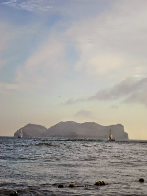 Isla El Fronton, Callao