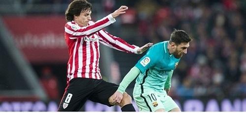 Athletic Bilbao tiếp tục có được bàn thắng thứ 2 trong trận đấu