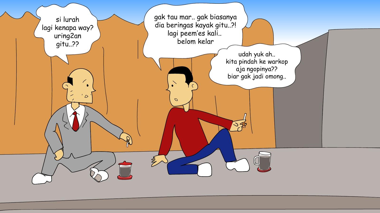 The Kamasutress Puasa Gak Boleh Ngopi