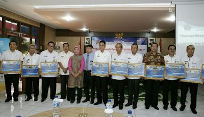 Wagub Optimistis Pemda se-Lampung Raih Opini Keuangan WTP Untuk Laporan Keuangan 2017
