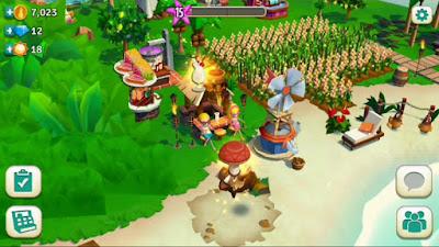 لعبة FarmVille Tropic Escape للاندرويد مهكرة, تحميل لعبة FarmVille Tropic Escape apk مهكرة