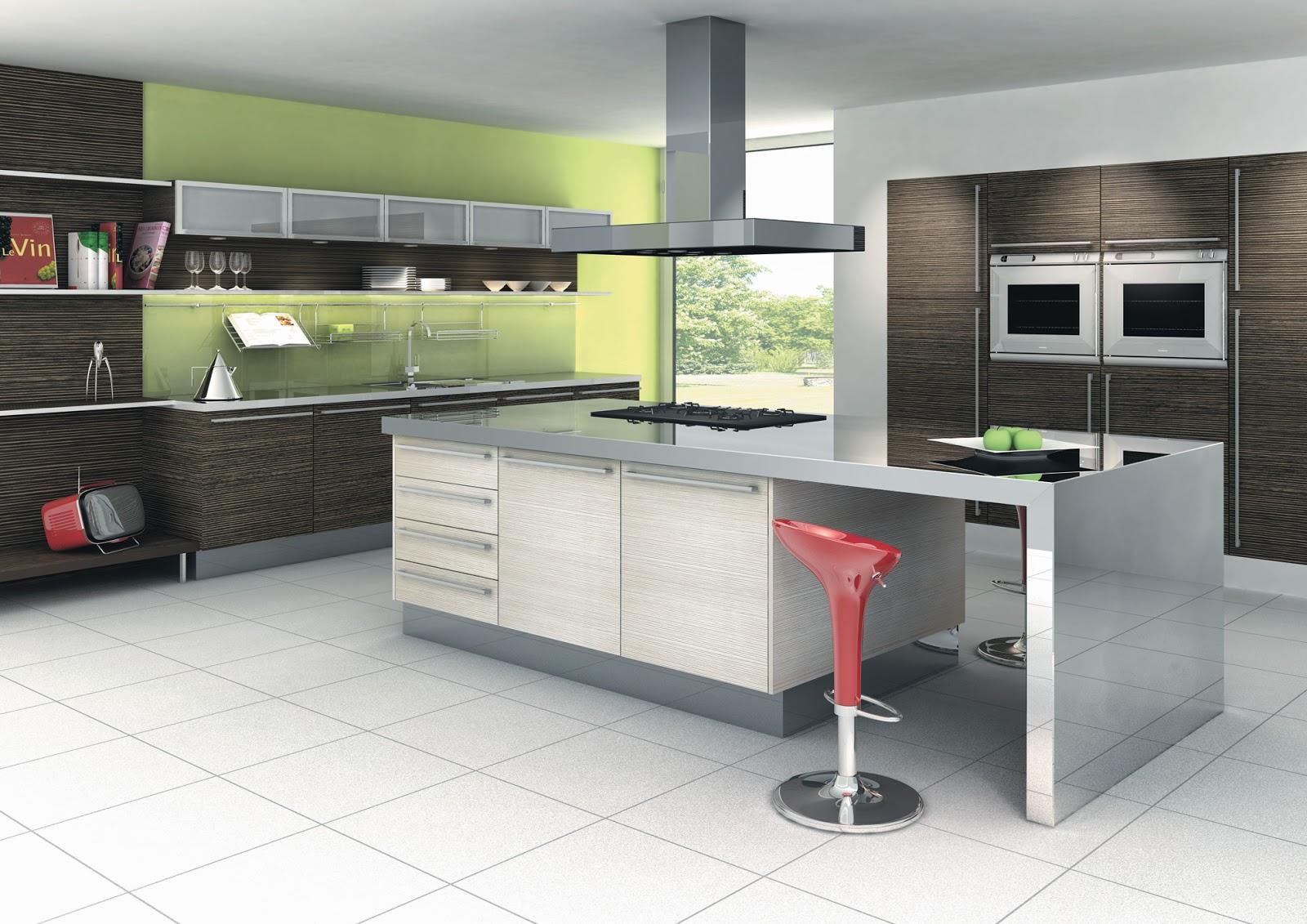 Trik Memilih Dan Menata Furniture Dapur Rumah Minimalis