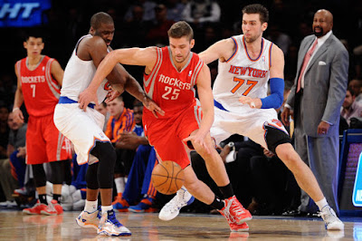 Houston Rockets vs New York Knicks