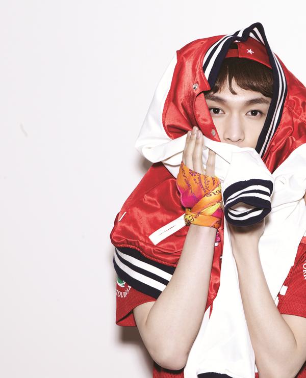 "Beauty Fashion Xoxo: Twenty2 Blog: EXO's ""XOXO (Kiss&Hug)"" Album Photo Shoot"