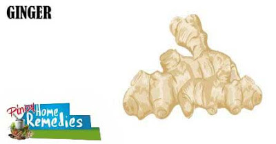 Home Remedies For Common Cold: Ginger