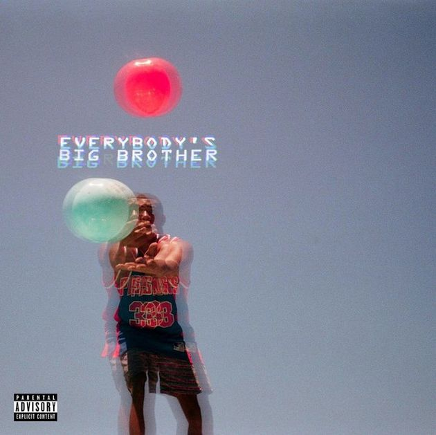 Álbum: Chuck Inglish - Everybody's Big Brother