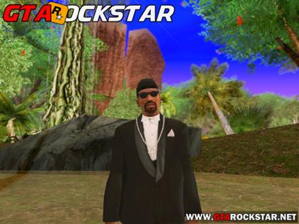 Mod Kruiz 3 (Mata Tropical Realista) para GTA San Andreas