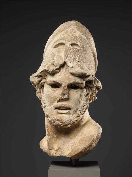 Spencer Alley Roman Marble Sculpture Metropolitan