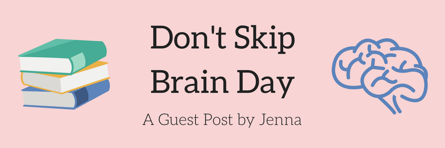 Don't Skip Brain Day   #FitLife   Flower Crowns and