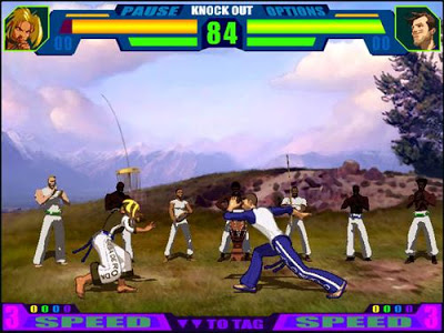 capoeira fighter 3 gratuit