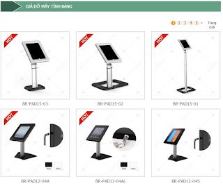 Giá đỡ cho máy tính bảng chất lượng và giá rẻ