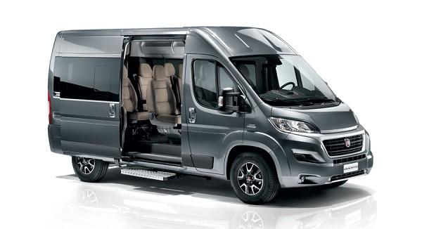 minibus hire Ipswich