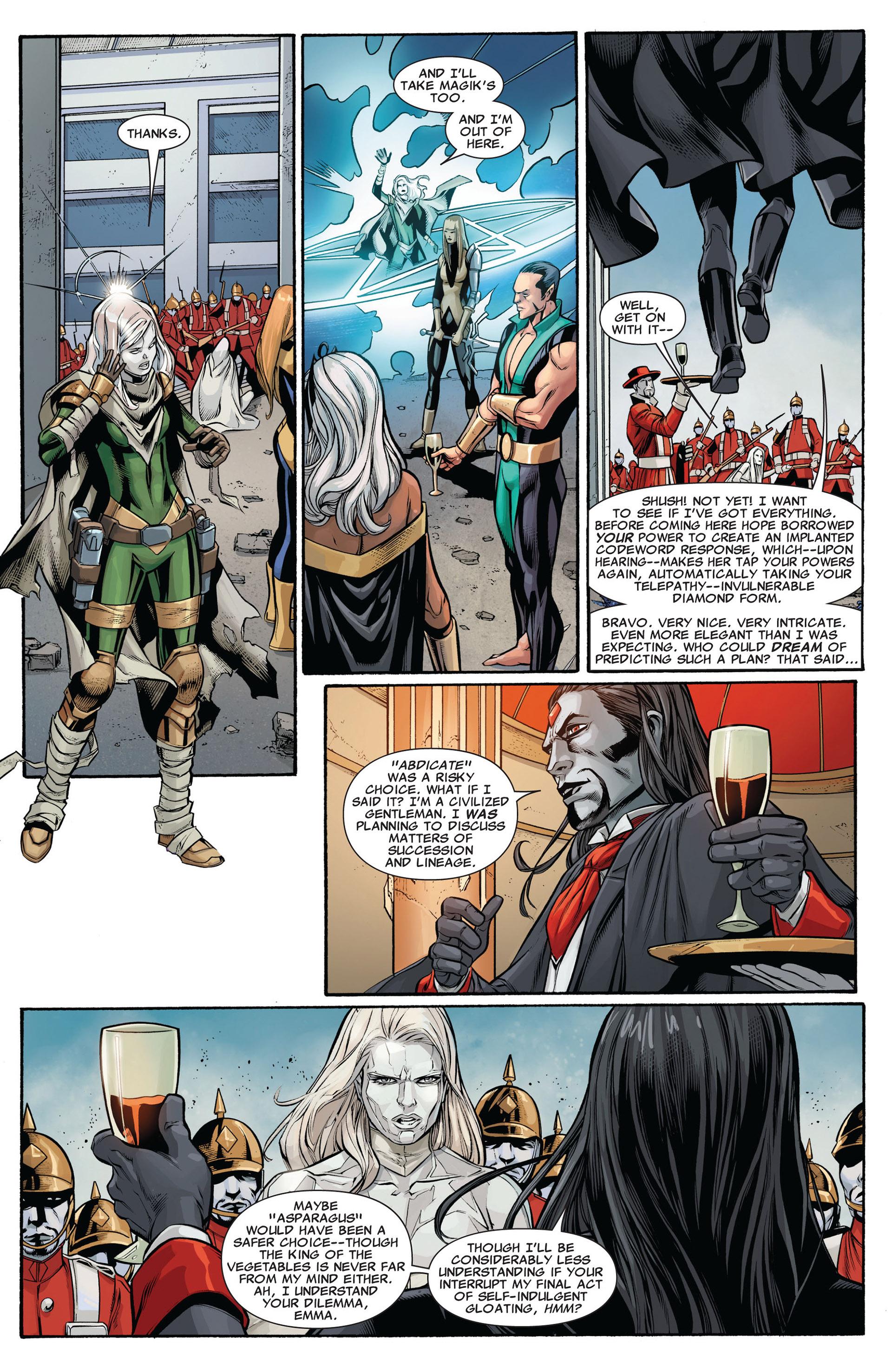 Read online Uncanny X-Men (2012) comic -  Issue #2 - 16