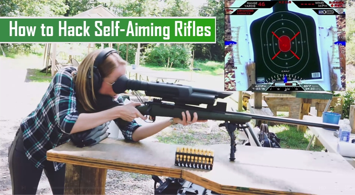 Hackers Can Remotely Hack Self-Aiming Rifles to Change Its Target