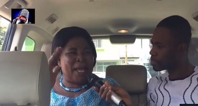Watch Mahama Building & Pajero 4x4 Car Gift to Akua Donkor - VIDEO