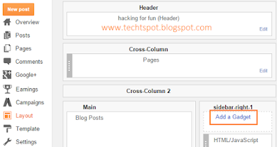 Linkedin Profile Button To Blog2