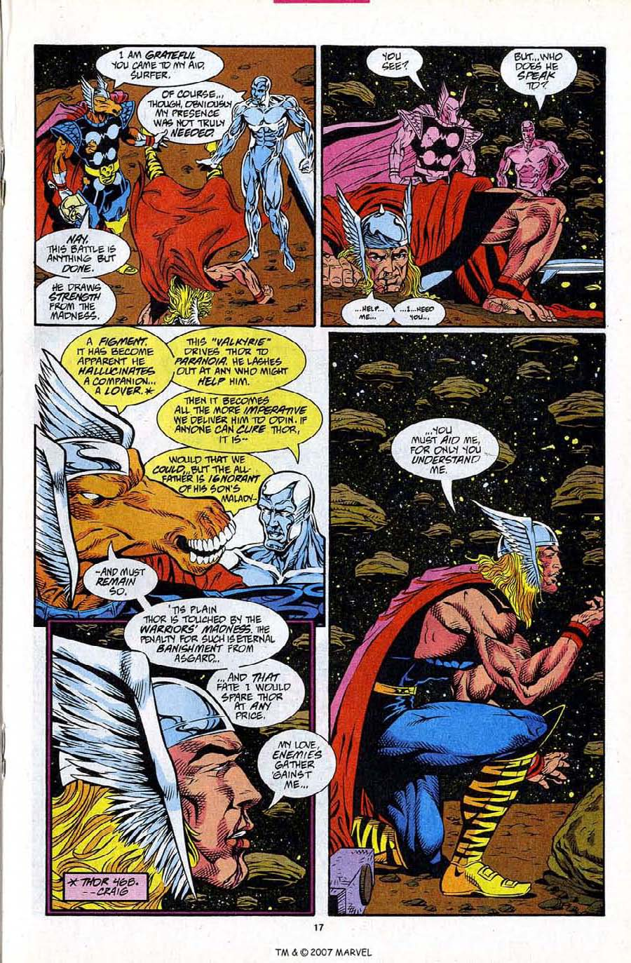Read online Silver Surfer (1987) comic -  Issue #86 - 19