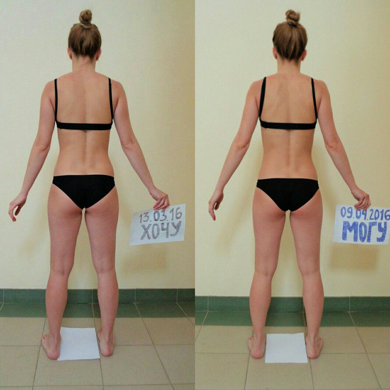 как похудеть в ляшках за 1 месяц