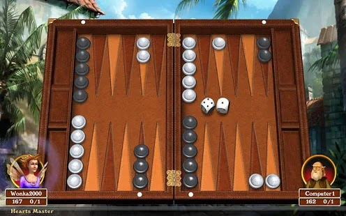 Hardwood backgammon Apk Free on Android Game Download