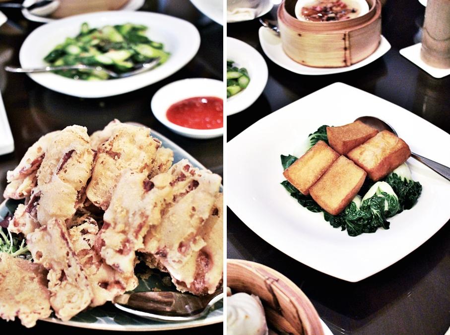 chinese dish tofu