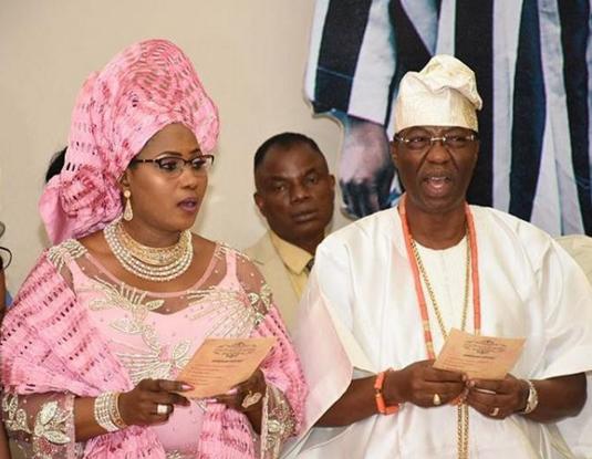 ex-GOVERNOR of Ogun state, Gbenga Daniel celebrate his 60yrs birthday in lagos