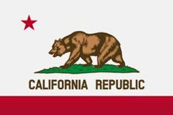 Kaliforniya Bayrak