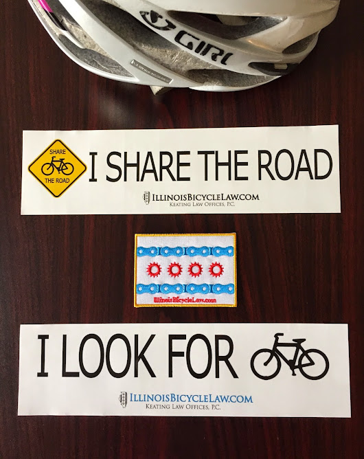 Happy Bike Month! Keating Law Offices Launches Bicycle Awareness Campaign