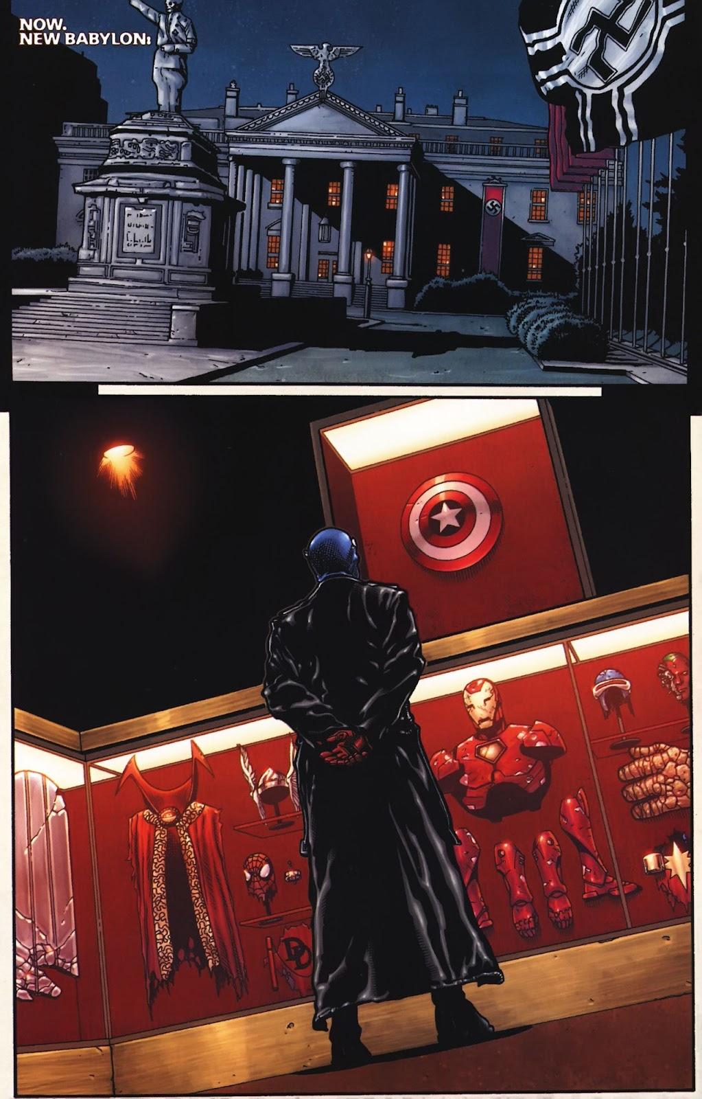 Read online Wolverine (2003) comic -  Issue #72 - 6