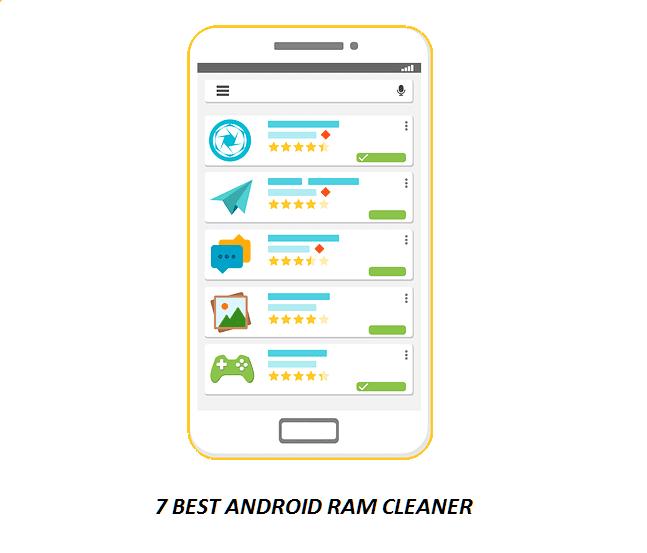 Aplikasi untuk membersihkan RAM dan memberhentikan Aplikasi yang berjalan