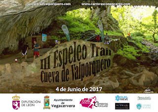 Trail Cueva de Valporquero 2017