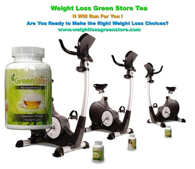 Weight Loss Green Store Tea Low Calories