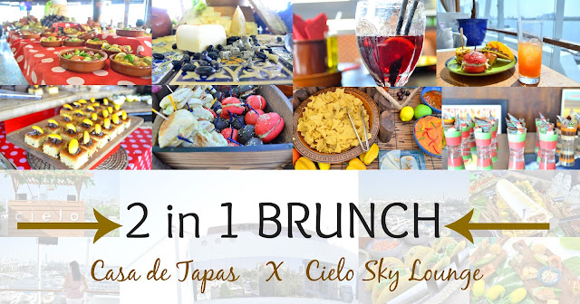 2 in 1 Friday Brunch in Dubai