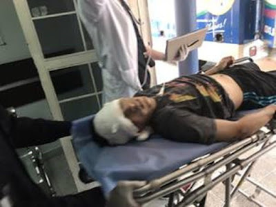 Extraoficialmente se conoció que falleció el joven Luis Guillermo Espinosa, de 16 años, quien fuera herido durante las protestas el pasado 5 de junio en San Diego, estado Carabobo.  La información la dio a conocer la periodista Heberlizeth González a través de su cuenta en Twitter.
