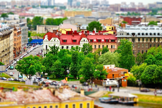 Thành phố Saint Peterburg, Liên bang Nga