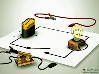 3 - الكهرباء و مكونات الدارة الكهربائية للسنة الخامسة اساسي