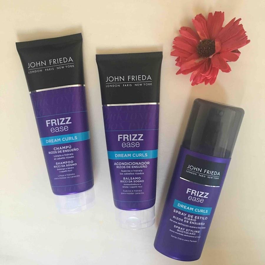 Frizz Ease Dream Curls By John Frieda