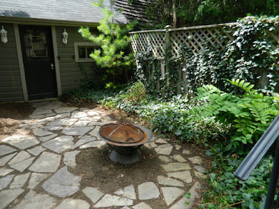 Leslieville Toronto Summer Backyard Garden Cleanup After by Paul Jung Gardening Services--a Toronto Gardening Company