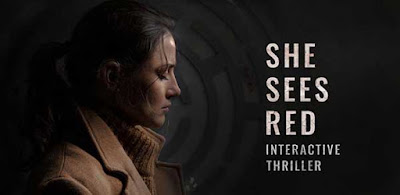 She Sees Red – Interactive Thriller Apk + OBB full Download (paid)