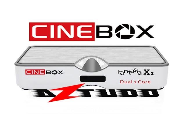 Resultado de imagem para CINEBOX FANTASIA X2   AZTUDO