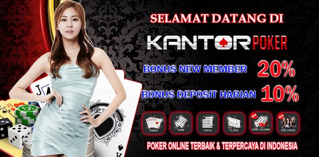 Kantorpoker88.com Situs Poker Uang Asli